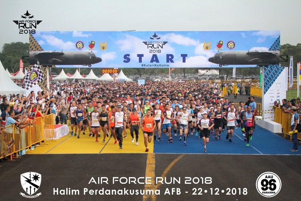 Air Force Run